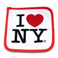 I Love NY Hot Pad