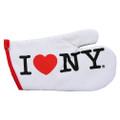 I Love NY Oven Mitt