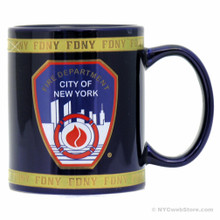 Fire Department of New York Mug (FDNY)