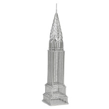 Chrysler Building replica wire model from Doodles by Design Ideas travel destinations collection