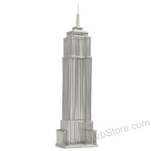 Empire State Building Wire Model Statue