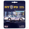 NYPD Patrol Car Set