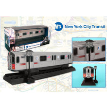 Official NYC Subway Car Set