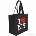 I Love NY Tote, grocery, eco totes