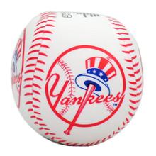 NY Yankees Soft Baseballs