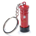 London Post Box Key Chains