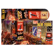 Times Square Postcards