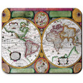 Antique World Globe Mousepad