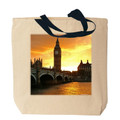 London's Big Ben Tote Bag