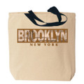 Brooklyn Photo Canvas Tote Bag