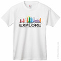 World Landmarks T-Shirts and Sweatshirts