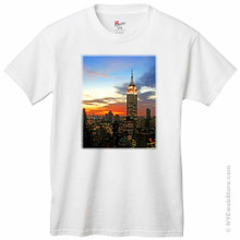 Empire State Building T-Shirts and Sweatshirts