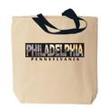 Philadelphia Photo Canvas Tote Bag