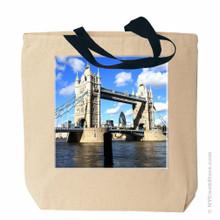 London's Tower Bridge Tote Bag