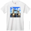 London's Tower Bridge T-Shirts and Sweatshirts