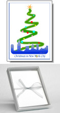Christmas in New York City Note Cards (Set of 6)