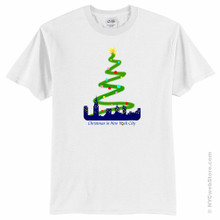 Christmas in New York City T-Shirts and Sweatshirts