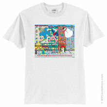 Macy's Thanksgiving Day Parade T-Shirt by Pat Palermino