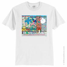 NYC Holiday Parade Art Scene Youth T-Shirt