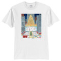 Rockefeller Center Art Scene Youth T-Shirt