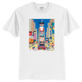 Times Square Art Scene Apparel