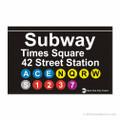 New York City Subway Gifts and Subway Signs