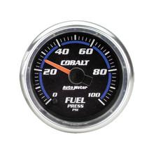 Auto Meter Cobalt Fuel Pressure Gauge