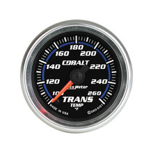 Auto Meter Cobalt Transmission Temp Gauge