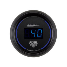 Auto Meter Cobalt Digital Fuel Pressure Gauge