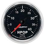 Auto Meter HPOP Pressure Gauge
