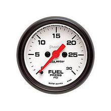 Auto Meter Phantom Series Fuel Pressure Gauge