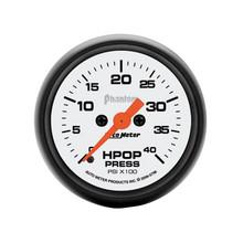Auto Meter Phantom HPOP Pressure Gauge