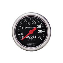 Auto Meter Sport-Comp Boost Gauge