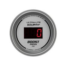 Auto Meter Ultra-Lite Digital Boost Gauge