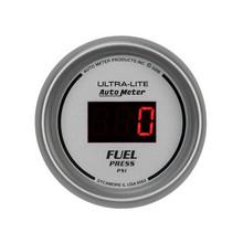 Auto Meter Ultra-Lite Digital Fuel Pressure Gauge