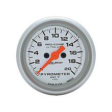 Auto Meter Ultra-Lite Pyrometer Gauge