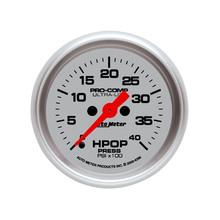 Auto Meter Ultra-Lite Diesel HPOP Pressure Gauge