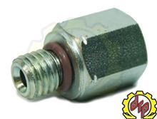 Deviant 70203 Fuel Pressure Gauge Adapter