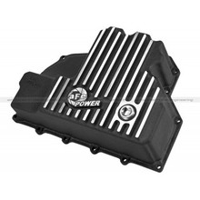 Pans and Covers Engine Oil Pan (Black Machined)