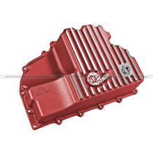 Pans and Covers Engine Oil Pan (Red Machined)