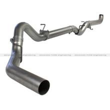 "ATLAS 4"" Down-Pipe Back Aluminized Steel Exhaust Race System"