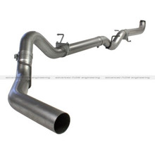 "ATLAS 4"" Down-Pipe Back Aluminized Steel Exhaust Race System"