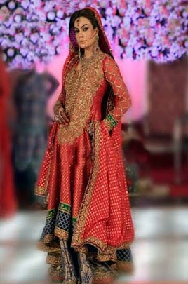 Desi Celebrity Inspired Dresses Lahore