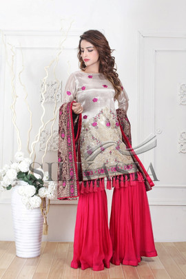 Banarsi Formal Wear Collection California 01