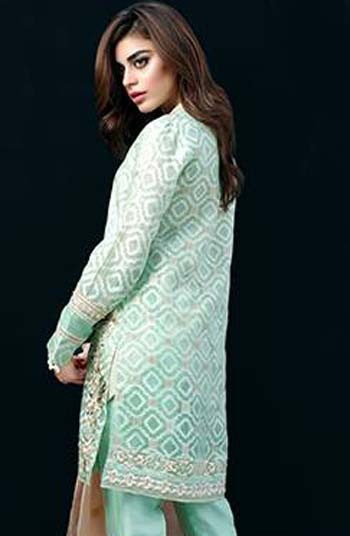 Designer Sania Maskatiya Dresses Frozen 02