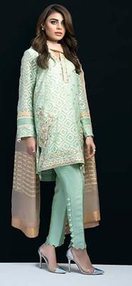 Designer Sania Maskatiya Dresses Frozen 01