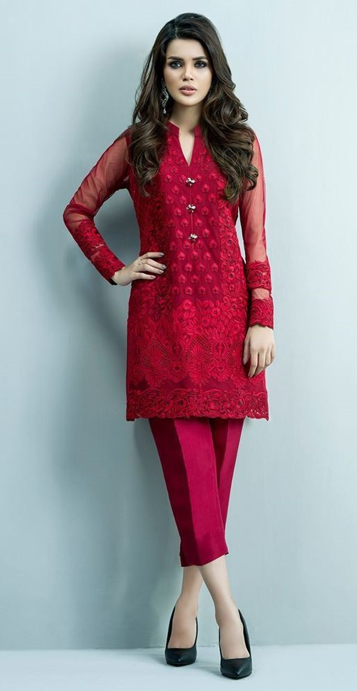 Latest Zainab Chottani Party Wear Collection Leeds