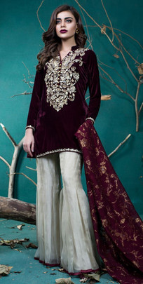 Buy Zainab Chottani Formal Wear Collection Taxes