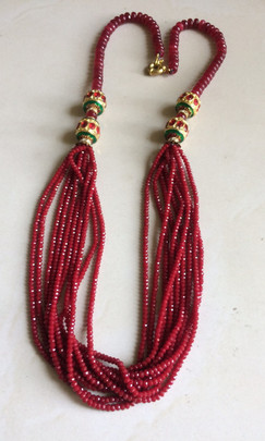 images Artificial Fashion Jewelry Ruby String with prices