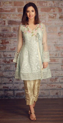 buy latest Designer Anarkali Dresses San Jose